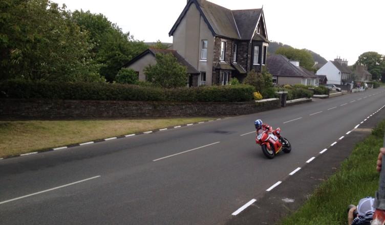 Isle Of Man TT 2015