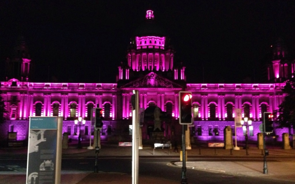 Belfast City Hall_Donegall Square_2015