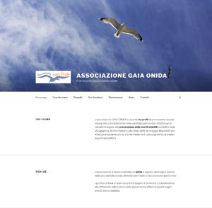Associazione gaia onida sito web