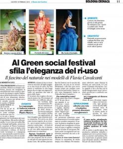 green social festival bologna