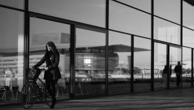 Perché i ciclisti diventano pedoni, automobilisti e amici migliori