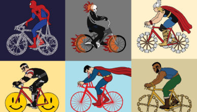 comportamenti irresponsabili bici